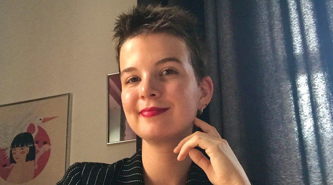 Sara Verlee maakt de Bi Bye Podcast!