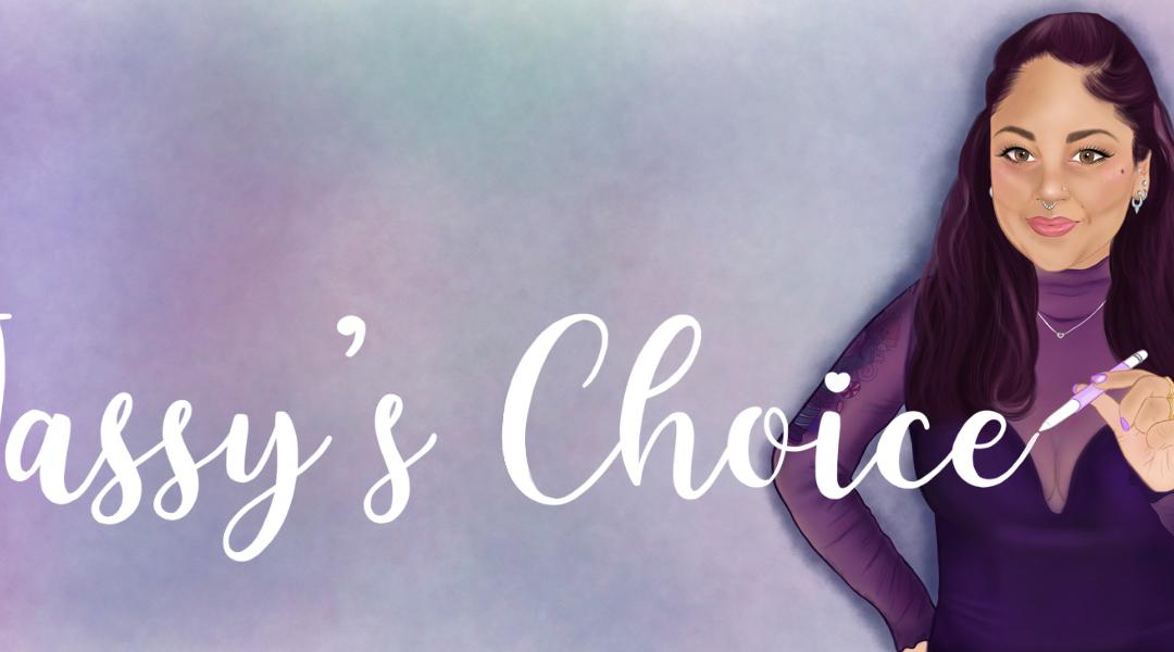 Jassy's choice: Halsey