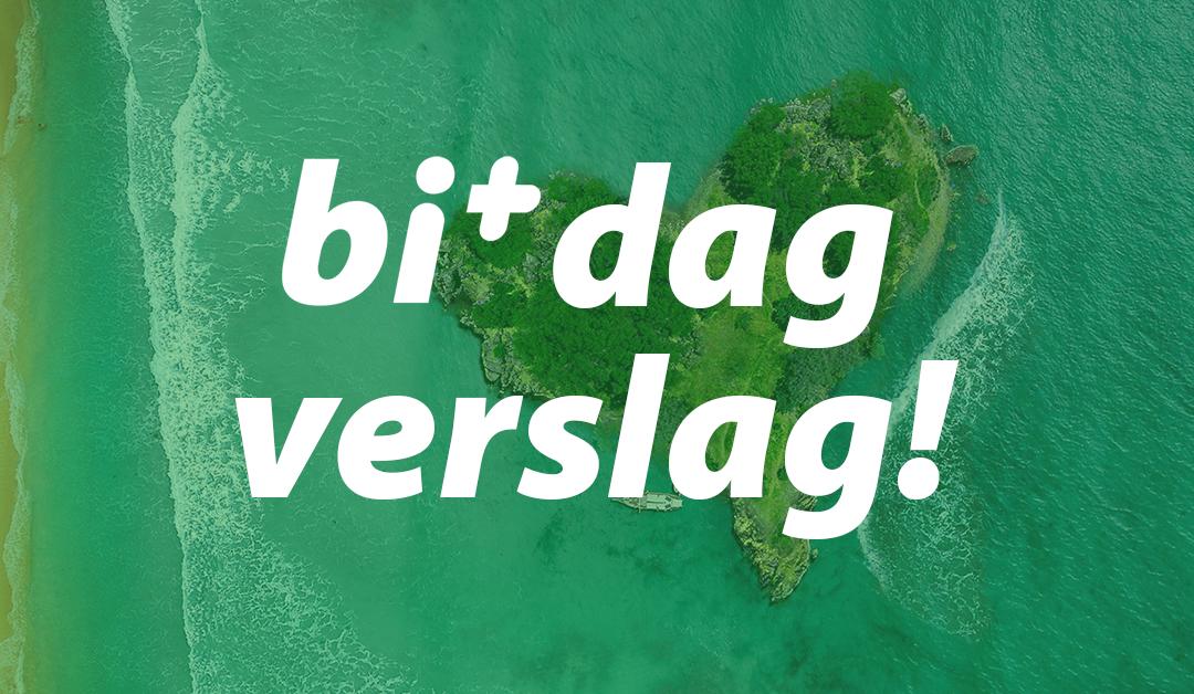 De Bi+ Dag online was een geslaagd avontuur!